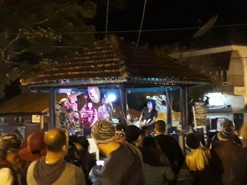 Festival Instrumental de Outono continua neste próximo fim de semana praça de são pedro lotada
