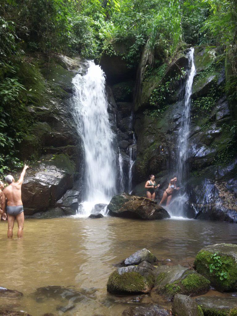 Cachoeira São José - Boa esperança