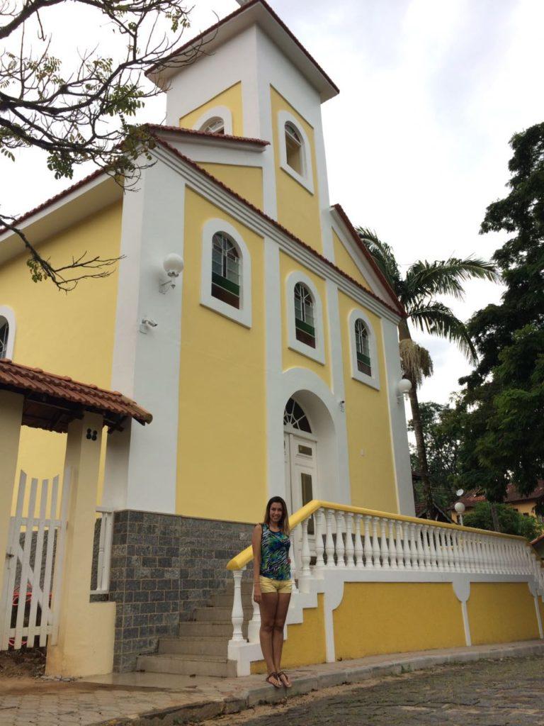 Igreja Católica em São Pedro da Serra