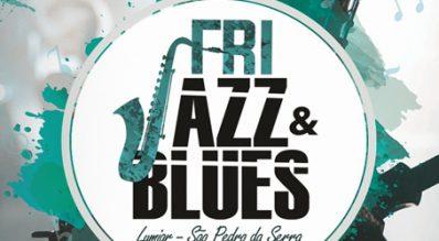 PROGRAMAÇÃO 2º Festival Fri Jazz & Blues 2019 São Pedro da Serra e Lumiar