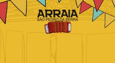 Capa programação Festa de São Pedro da Serra Arraiá 2019